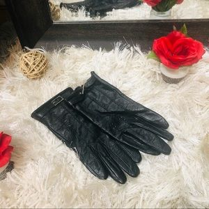 🌸5/$25🌸Merona Leather Gloves S/M